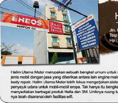 Halim Utama Motor Photos