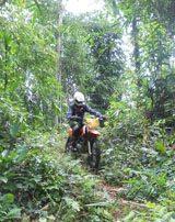 Bali Dirt Bike Tours Photos