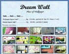 Dream Wall (Place of Wallpaper)