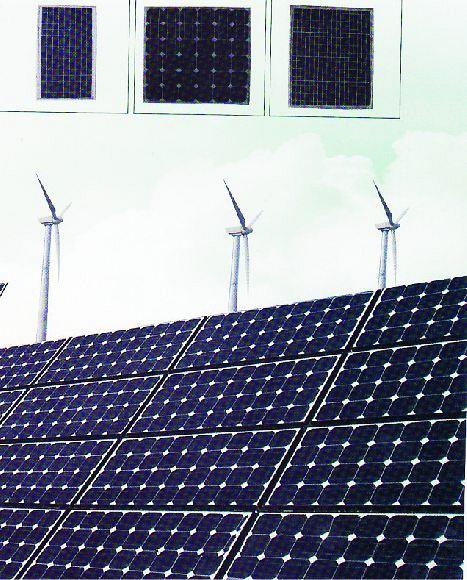 Solar Electric Panel