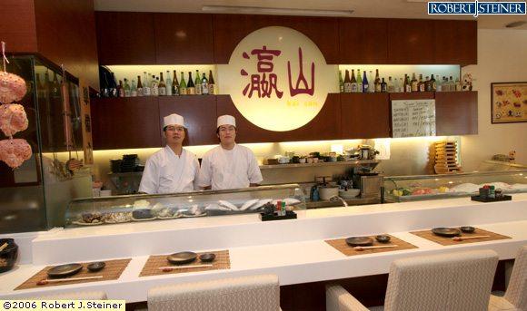 Restaurant Open Concept Kitchen