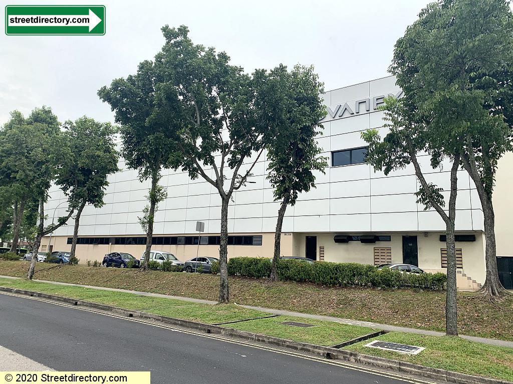 Advanex Building
